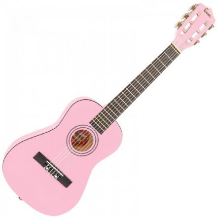 Encore 1/2 Size Junior Classic Guitar Pack Pink